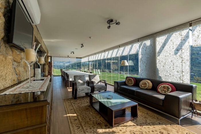Quinta de Cabanas - Douro Country House - Accommodation - Indoor Space