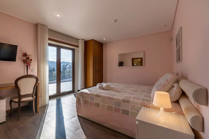 Quinta de Cabanas - Douro Country House - Accommodation - The rooms