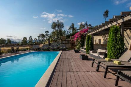 Quinta de Cabanas - Outdoor Space