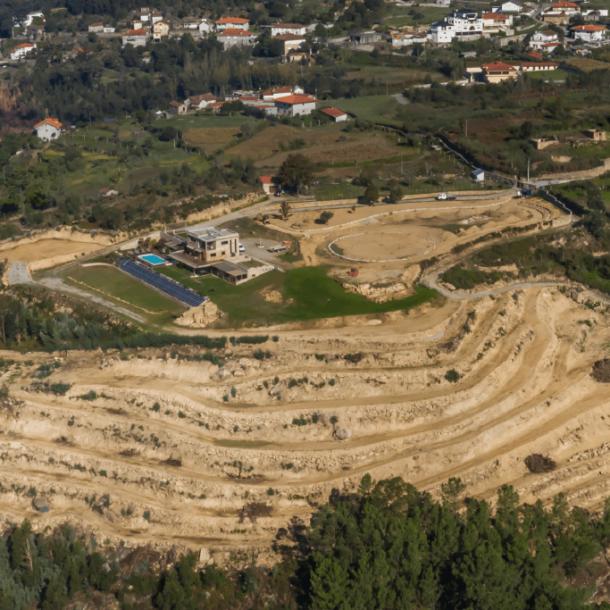 Quinta de Cabanas aposta em novo projeto de vinha