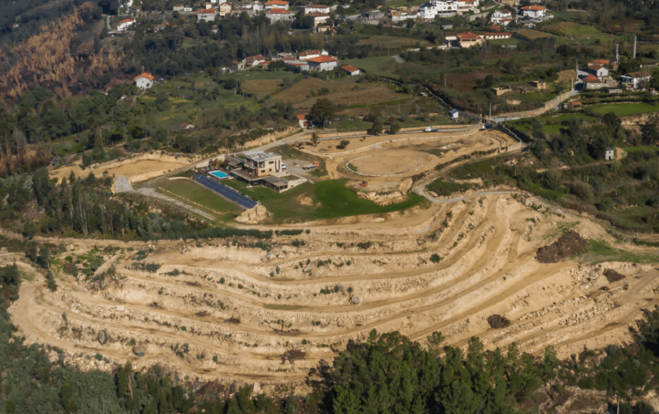 Quinta de Cabanas bets on new vineyard project